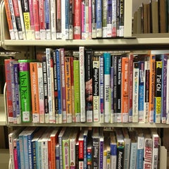 Photo taken at West Regional Library by Amanda D. on 1/7/2013