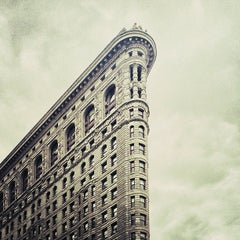 Photo taken at Flatiron Building by Fernando B. on 11/3/2012