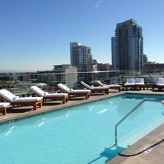 Photo taken at Andaz San Diego by Gary D. on 12/31/2012