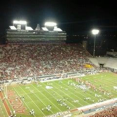 Photo taken at Arizona Stadium by Sebastian M. on 11/24/2012
