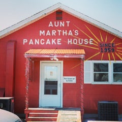 Photo taken at Aunt Martha's Pancake House by Hillenblog on 2/15/2014