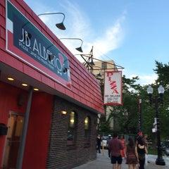 Photo taken at J.B. Alberto's Pizza by Uri H. on 6/15/2015