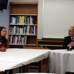 Photo taken at Northeast Middle School by Senator Bob Casey on 2/21/2013
