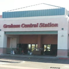 Photo taken at Graham Central Station by Jared J. on 11/21/2012