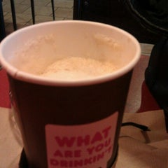 Photo taken at Dunkin Donuts by Blair M. on 2/17/2013