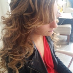 Photo taken at Drybar by Patricia Lynn Laas Hair Co. L. on 2/20/2015
