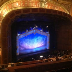 Photo taken at Benedum Center for the Performing Arts by Meyers on 3/30/2013