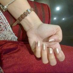 Photo taken at Luxurious Nails by akreea on 4/29/2013