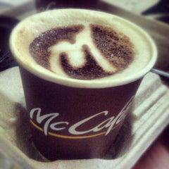 Photo taken at McDonald's & McCafé by yung hui s. on 4/11/2013