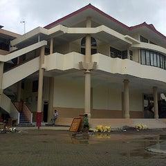 Photo taken at SMA Katolik Rex Mundi Manado by Gerry R. on 2/11/2014