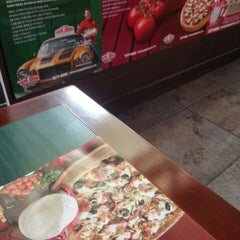 Photo taken at 파파존스 (PAPA JOHN'S) by Jun K. on 3/6/2014