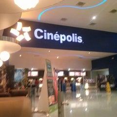 Photo taken at Cinépolis by Donovan J. on 3/28/2013