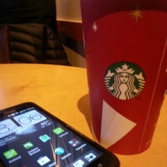 Photo taken at Starbucks by Gregory M. on 12/17/2012