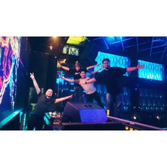 Photo taken at X2 Club, EGO, equinox, DIAGONALE by Agung S. on 8/19/2015