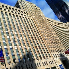 Photo taken at The Merchandise Mart by Heather M. on 11/2/2012