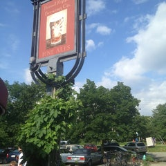 Photo taken at Broad Ripple Brew Pub by Chuck P. on 6/16/2013