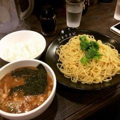 Photo taken at 牛骨ラーメン 香味徳 by Suzuki K. on 7/26/2015
