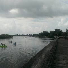 Photo taken at Weedon Island Preserve by James B. on 7/28/2013