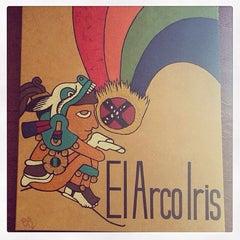 Photo taken at El Arco Iris by lovepatriaworld p. on 6/5/2014