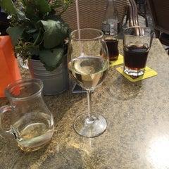Photo taken at Café Corenmaet by Anjola on 8/1/2015