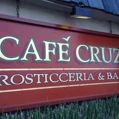 Photo taken at Cafe Cruz by TanG \. on 7/7/2013