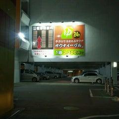 Photo taken at 知立イーグルボウル by Masakazu T. on 12/24/2012
