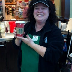 Photo taken at Starbucks by Steve C. on 11/21/2012