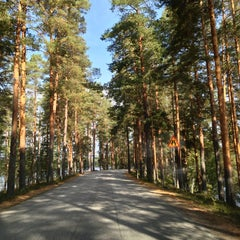 Photo taken at Salussärkkä by Tomi H. on 9/7/2013