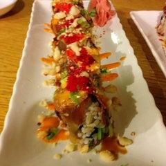 Photo taken at Sushi Zen by William F. on 12/8/2012