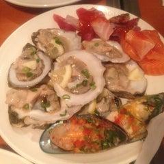 Photo taken at Minado Restaurant by Christi K. on 5/31/2013