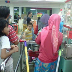 Photo taken at Carrefour by Udin F. on 10/2/2012
