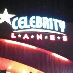 Photo taken at Celebrity Lanes Bowling by M.A.D.M.A.N.™ @. on 2/23/2013