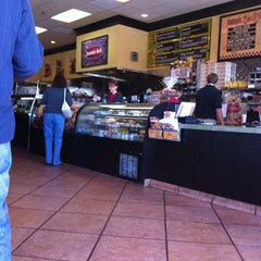 Photo taken at Jason's Deli by Heather F. on 10/15/2012