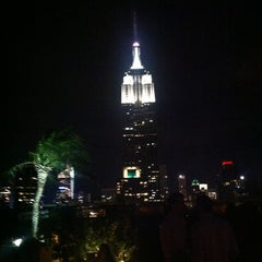 Photo taken at 230 Fifth Rooftop Lounge by Okan G. on 7/8/2013