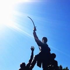 Photo taken at La Victoria by Ricardo D. on 4/11/2014