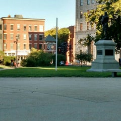 Photo taken at New Hampshire State House by Mike C. on 9/20/2015