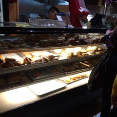 Photo taken at San Francisco Bagelry by Rick B. on 11/30/2014