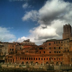Photo taken at Mercati di Traiano by Marc P. on 10/30/2012