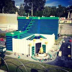 Photo taken at LEGO® City by Adam ⚡. on 10/19/2013