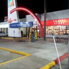 Photo taken at TravelCenters of America by John Wayne L. on 10/13/2013