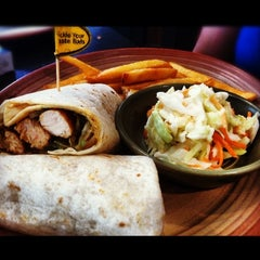 Photo taken at Nando's by Carmen M. on 11/10/2012