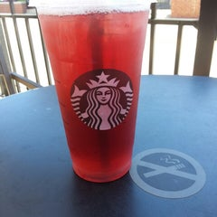 Photo taken at Starbucks by Becca R. on 7/7/2014