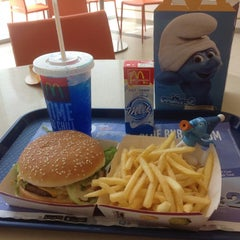Photo taken at McDonald's - ماكدونالدز by Salvatore G. on 8/10/2013