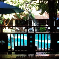 Photo taken at The Rim Resort (เดอะริม รีสอร์ท) by Naitualek T. on 12/10/2012