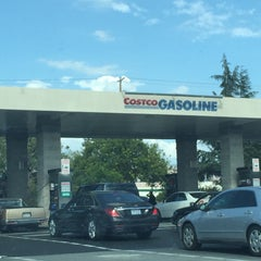 Photo taken at Costco Gas Station by Anthony L. on 7/20/2015