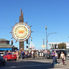 Photo taken at Fisherman's Wharf Parking by Anthony L. on 10/24/2014