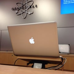 Photo taken at Apple Store, Burlington by J B. on 10/3/2013