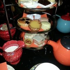 Photo taken at T2 Tea House by Caroline N. on 1/4/2013