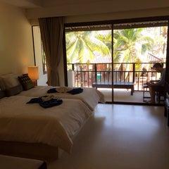 Photo taken at Palm Galleria Resort by Tuktik T. on 3/1/2014