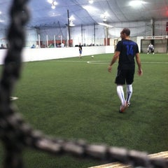 Photo taken at Fairfax Sportsplex by Paula L. on 9/21/2012